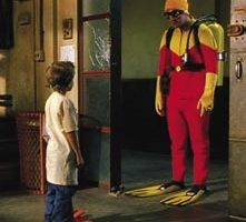 "Adam Sandler ""Scuba Sam"" costume from Big Daddy"