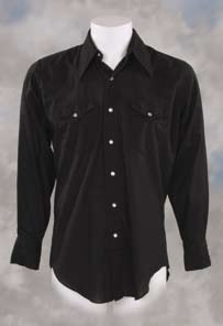 Paul Gleason black shirt from The Breakfast Club