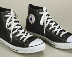 Will Smith Converse All-Star hightops from I, Robot
