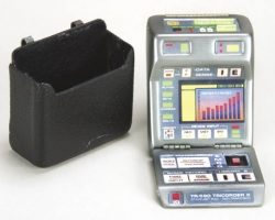 Hinged static Tricorder from Star Trek: First Contact
