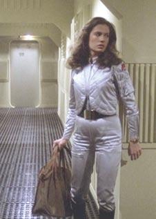 Auroras Celestra jumpsuit – Battlestar Galactica