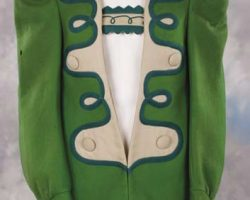 Emerald City townsmans jacket from The Wizard of Oz