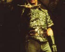 Timothy Dalton tunic from Flash Gordon