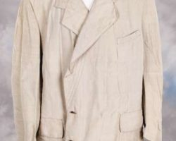 "John Rhys-Davies ""Sallah"" jacket from Indiana Jones"