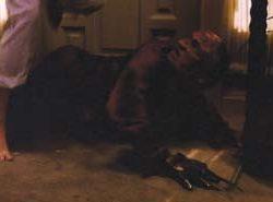 Freddy Krueger stunt mask from Nightmare on Elm Street