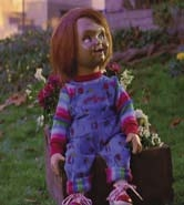 """Original """"Chucky"""" doll from Childs Play 2"""