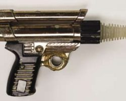 Alien Phaser from Star Trek: The Next Generation