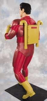 Schwarzenegger Turbo Man costume – Jingle All the Way
