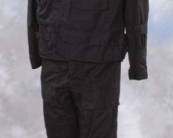 Complete Tie Fighter pilot jumpsuit from Star Wars