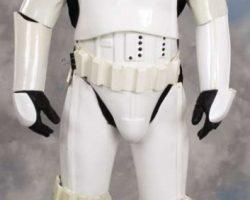 Complete Stormtrooper movie prop touring costume – Star Wars
