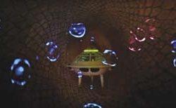 Original Proteus sub miniature from Fantastic Voyage