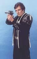 Hero Scorpio movie prop from Blakes 7
