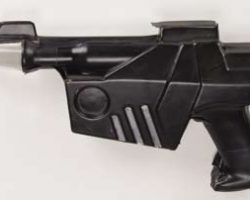 Earth Directorate laser movie prop  – Buck Rogers