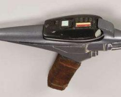 Pistol Phaser from Star Trek Search for Spock