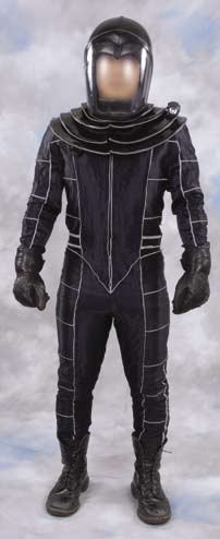 John Crichton spacesuit costume from Farscape