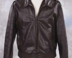 "Henry Winkler ""Fonzie"" leather jacket – Happy Days"