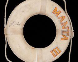 Manta III hero life preserver from Cocoon