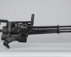 Movie Prop Gatling gun from Predator
