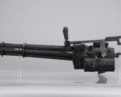 Movie Prop Gatling gun from Predator