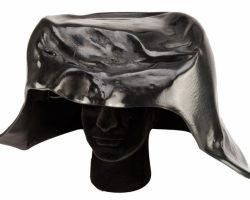 "Rick Moranis ""Dark Helmet"" helmet and gloves from Spaceballs"