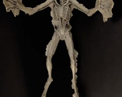 """Alien"""" ¼ scale three-piece production casting from Alien 3"""