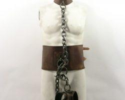 Inglourious Basterds Sgt. Hugo Stiglitz prison chains