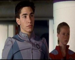 Justin Long Galaxy Quest Costume