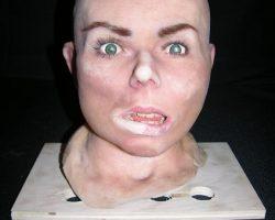 Total Recall Bomb Head