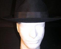 Gabriel Macht Stunt Double Hat from The Spirit