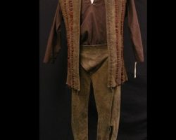 Gawain (Joel Edgerton) Costume from King Arthur