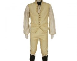 Russell Crowe Master and Commander Costume
