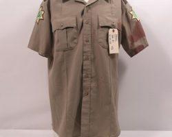 Scream 4 Deputy Perkins (Anthony Anderson) Uniform