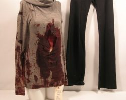 Scre4m Marnie (Brittany Robertson) Bloody Movie Costume