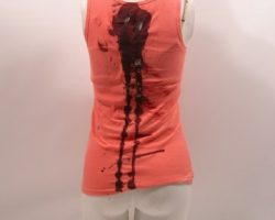 Scre4m Jenny (Aimee Teegarden) Bloody Movie Costume