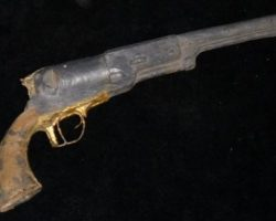 The Outlaw Josey Wales (1976) Stunt Colt Walker Pistol