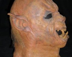The Howling II Werewolf Mask