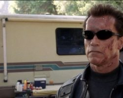 Terminator 3: Rise of the Machines Arnold Schwarzenegger Breakaway Sunglasses