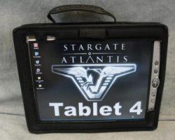 SGU Stargate Atlantis Screen Used Motion Computing Tablet