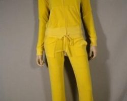 Desperate Housewives Gabrielle Solis Screen Worn Juicy Couture Sweat Suit Ep 707