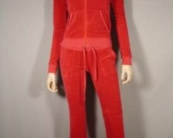 Desperate Housewives Gabrielle Solis Screen Worn Juicy Couture Sweat Suit Ep 623