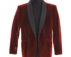 Robert Conrad smoking jacket from The Wild Wild West