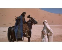 """Anthony Quinn """"Auda Abu Tayi"""" costume from Lawrence of Arabia"""
