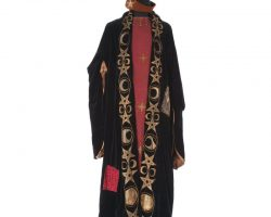 Tony Randall complete wizard costume from The 7 Faces of Dr. Lao