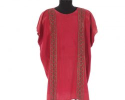 """Roman costume worn by Christopher Plummer as """"Commodus"""" in The Fall of the Roman Empire"""