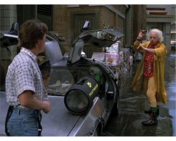 2015 Nike Mag footwear container from Back to the Future II