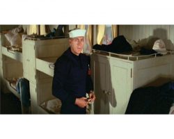 "Steve McQueen ""Jake Holman"" 2-piece U.S. Navy costume from The Sand Pebbles"