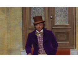 """Gene Wilder signature """"Willy Wonka"""" hat from Willy Wonka and the Chocolate Factory"""
