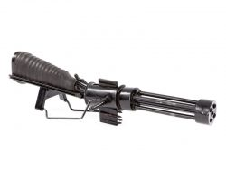 Shock trooper rifle from Dune