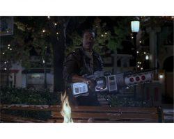Annihilator 2000 prop gun from Beverly Hills Cop III