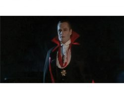 """Duncan Regehr """"Count Dracula"""" cape from The Monster Squad"""
